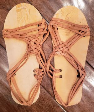 Zapatos ballet folklorico Michoacan baile de los viejitos for Sale in Phoenix, AZ