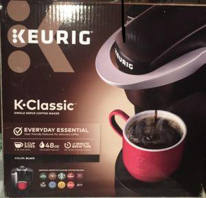 KEURIG K-Classic, for Sale in Edgewood, WA