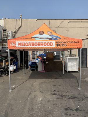 10x10 MONARCH TENT for Sale in Los Angeles, CA