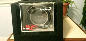 1/4 Rockford Fosgate Punch P212S4 1-Way 12in. Car Subwoofer OLD SCHOOL for Sale in Chicago, IL