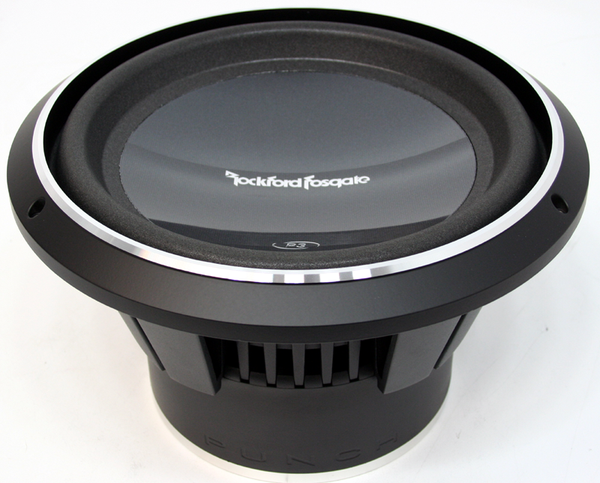 ROCKFORD FOSGATE PUNCH P3D4-15 P3 SERIES DUAL 4-OHM SUBWOOFER