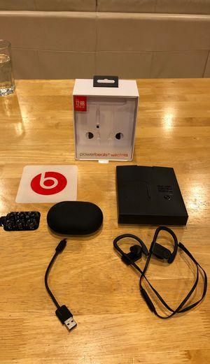 Power Beats 3, wireless earphones for Sale in Seattle, WA