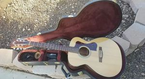 Guild F-30 Guitar with case! for Sale in Scottsdale, AZ