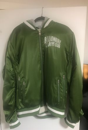 Billionaire Boys Club Satin Jacket XXXL for Sale in Seattle, WA