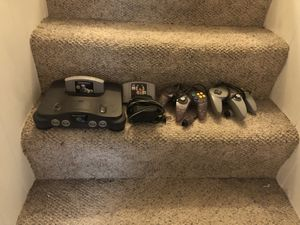 Nintendo N64 and games for Sale in Upper Darby, PA