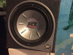 12 inch subwoofer for Sale in Chicago, IL