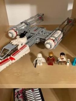 Lego Star Wars resistance y-wing Fighter for Sale in Anna,  TX