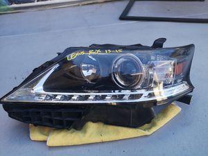 Lexus RX 2013 2014 2015 left headlight halogen for Sale in Lawndale, CA