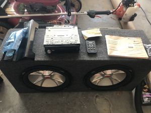 Full car Bluetooth stereo system! Pioneer DEH-8800bhs for Sale in Lutz, FL