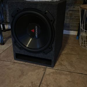 "Subwoofer 12"" for Sale in Las Vegas, NV"