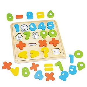 Play and learn /Toys for kids Number Educational Wooden White Board for Sale in Rowland Heights, CA