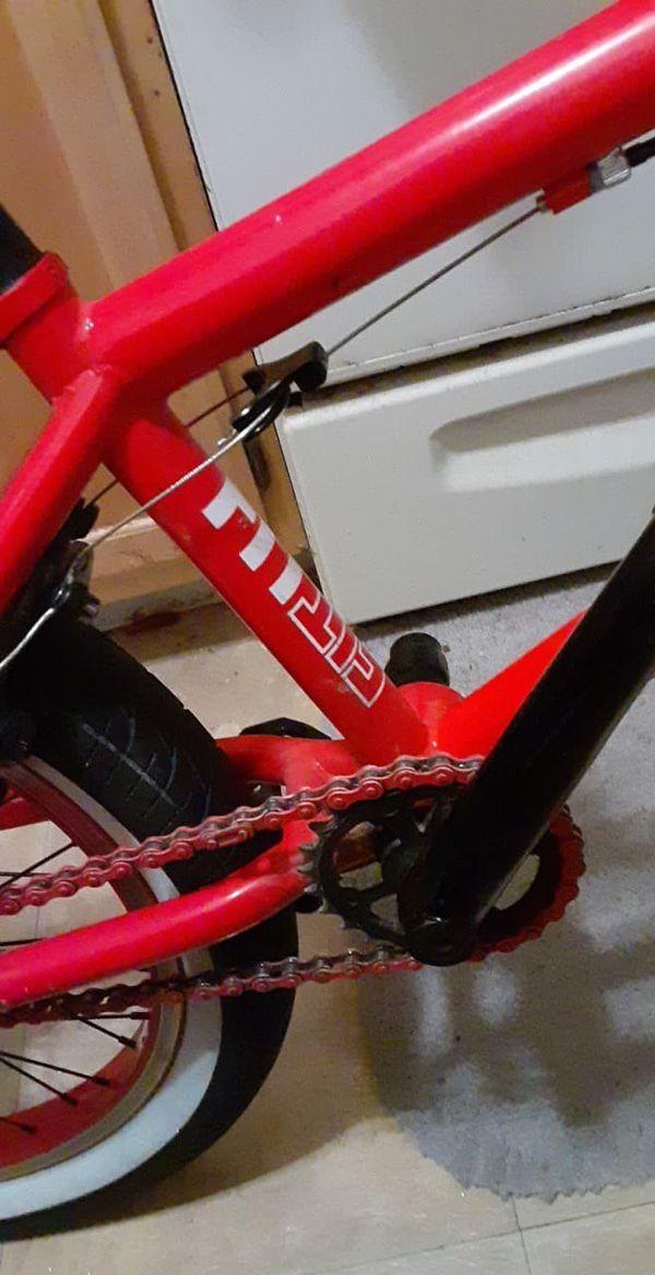 Fit bike bmx
