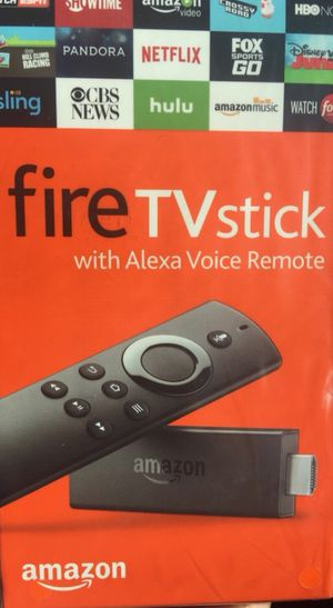 Fully Loaded Amazon Fire TV Stick for Sale in Greensboro, NC