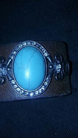 Vintage western snap bracelet for Sale in Garrison, ND