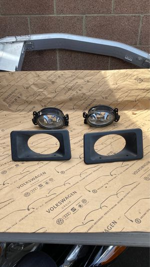 MERCEDES G500 G550 G55 FOG LAMP LIGHT FOGLIGHT SET 07-08-09-10-11 for Sale in Hawthorne, CA