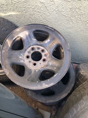Jeep xj steel wheels for Sale in Corona, CA