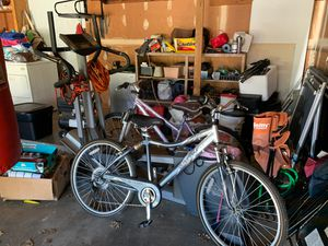 Two bike and one NordicTrack for Sale in Fort Worth, TX