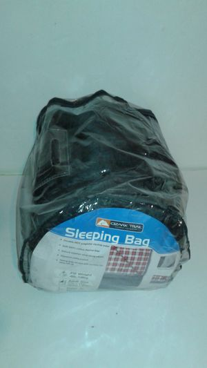 Sleeping Bag - Ozark Trail - Adult size for Sale in West Palm Beach, FL