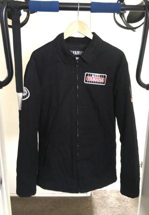 Team Yamaha Motorcycle Jacket Medium for Sale in San Diego, CA