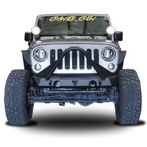 Jeep jk jl front bumper for all Jeep models 2007-2019 for Sale in San Diego, CA
