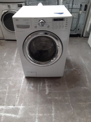 Washer LG good condition 3 months warranty delivery and install for Sale in Oakland, CA