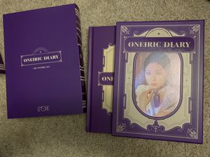 IZ*ONE / IZONE Oneiric Diary (Oneiric Ver.) Album+ Photo Cards for Sale in Pacific Grove, CA