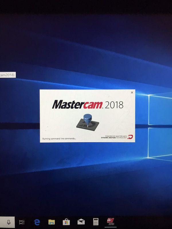 MASTERCAM 2020