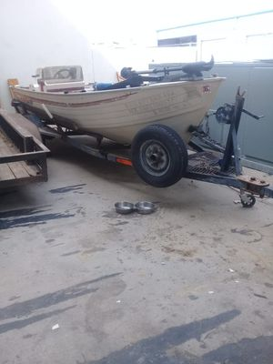 Lancha Fisher marine funcionando for Sale in Laredo, TX