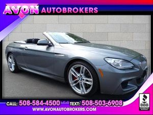 2013 BMW 6 Series for Sale in Avon, MA