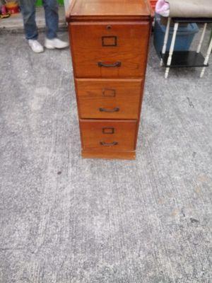 Antique File Cabinet for Sale in Winston, GA