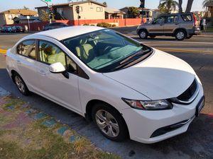 2013 Honda Civic LX Clean Title Original Owner (Se Habla Espanol) for Sale in San Diego, CA