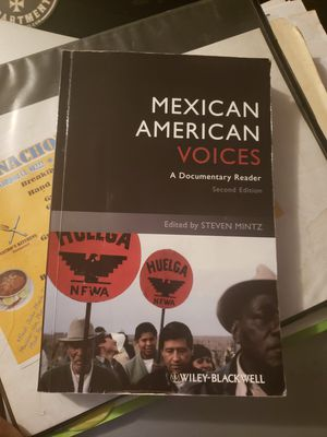Mexican American Voices 2nd Edition for Sale in Torrance, CA