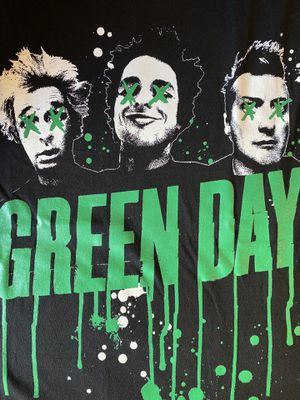 GREEN DAY SHIRT (s,l,xl) for Sale in San Diego, CA