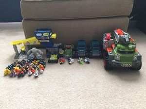 Matchbox Big boots toy lot for Sale in Hamilton, OH
