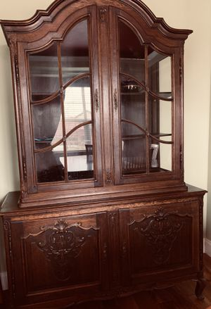 Antique China Cabinet for Sale in Westminster, CO