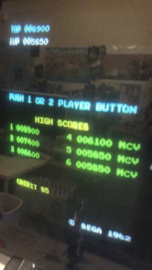 Zaxxon Arcade Game 1982 Sega/Gremlin for Sale in Hawthorne, CA