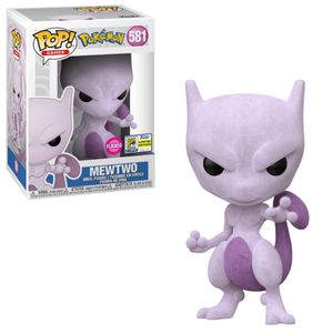 2020 SDCC FUNKO POP POKEMON MEWTWO FLOCKED #581 PREORDER *ORDER CONFIRMED* for Sale in Castro Valley, CA