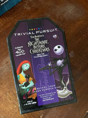 NIGHTMARE BEFORE CHRISTMAS GAME $5 for Sale in Pico Rivera, CA