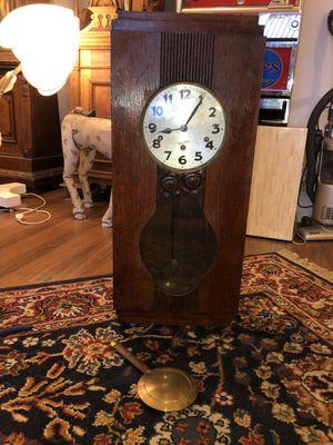 Antique German Junghans Art Deco Clock for Sale in Los Angeles, CA