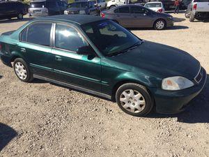 2000 Honda Civic Lx for Sale in Dallas, TX