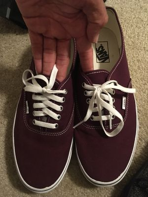 Vans for Men size 11.5 (2 pairs) for Sale in Orlando, FL