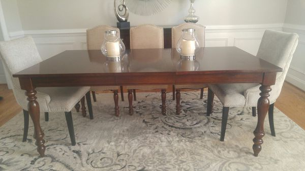 Dining Table - Solid Wood - NICE! Chairs not Included