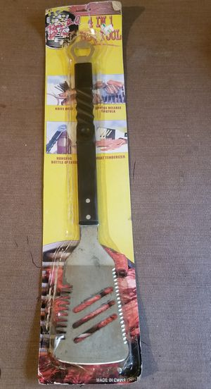 4 in 1 BBQ Tool for Sale in Three Rivers, MI