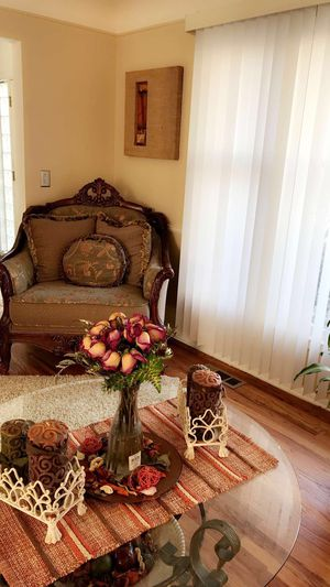 Fairly new wooden antique furniture for Sale in Southfield, MI