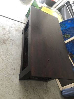 Handmade Coffee Table - Dark Stain for Sale in Camby, IN