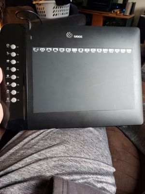 Ugee computer drawing pad and software for Sale in Williamsville, NY
