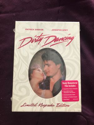 Dirty Dancing DVD Set for Sale in Bloomingdale, IL