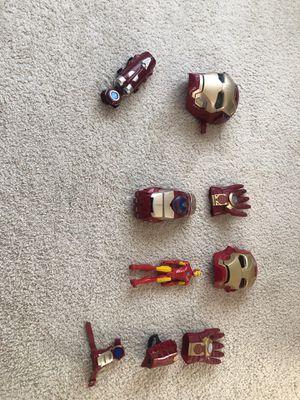 Marvel Iron man Captain America Toys figures, Costume Masks for Sale in Las Vegas, NV