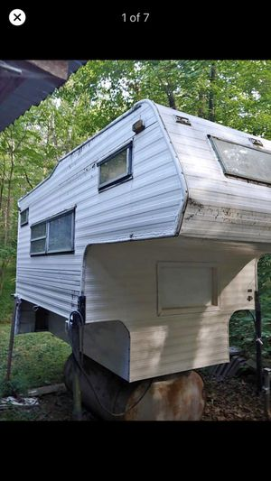 Truck camper for Sale in Snow Camp, NC