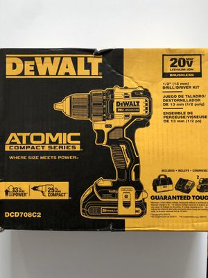 Dewalt new kit drill driver for Sale in Los Angeles, CA